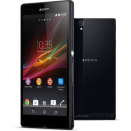 Smartphone-Android-Jelly-Bean-Sony-Xperia-Z-Front-Back-icon